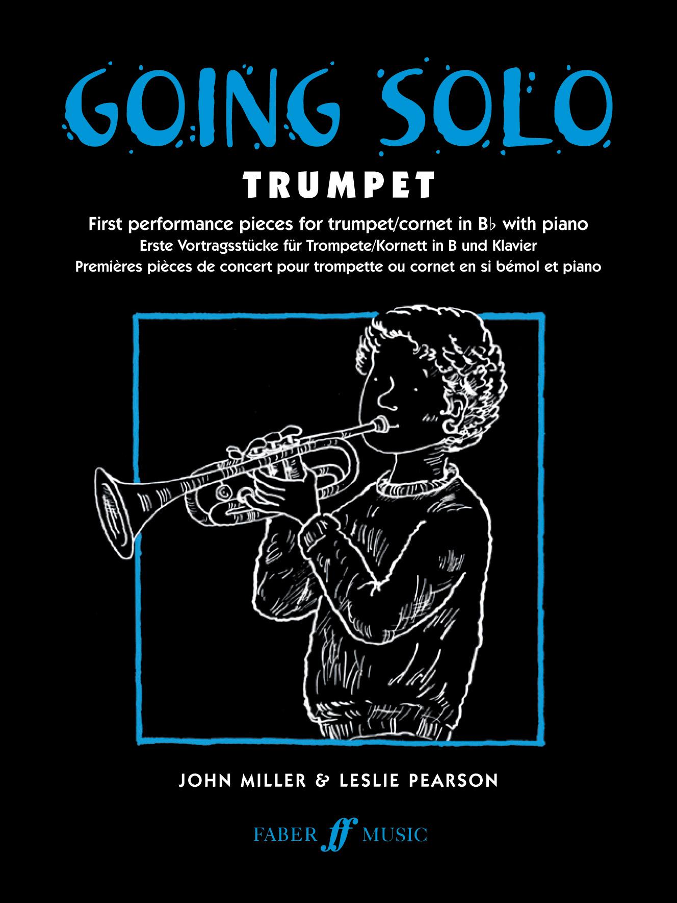 John Miller: Going Solo: Trumpet: Instrumental Album