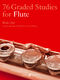 Paul Harris: 76 Graded Studies for Flute Book 1: Flute: Instrumental Album