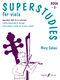 M. Cohen: Superstudies 2: Viola: Instrumental Work