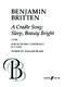Benjamin Britten: A Cradle Song: Voice