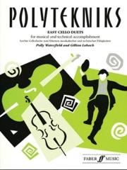 Polly Waterfield G. Lubach: Polytekniks: Cello Duet: Instrumental Album