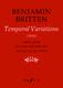 Benjamin Britten: Temporal Variations (oboe and strings): Oboe & Strings: