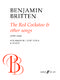 Benjamin Britten: The Red Cockatoo And Other Songs: Voice: Vocal Album