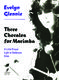 Evelyn Glennie: Three Chorales For Marimba: Tuned Percussion: Instrumental Album