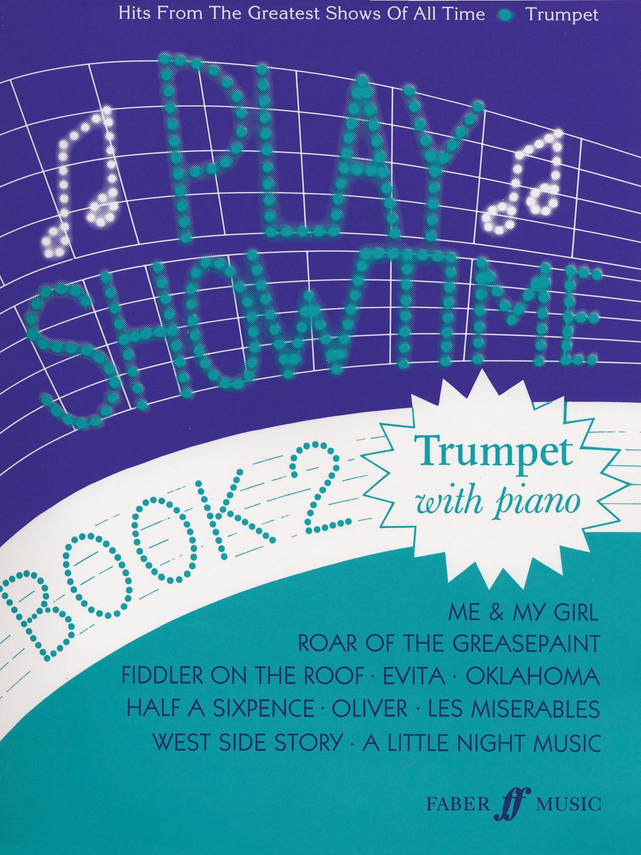 F. Glover R. Stratford: Play Showtime Book 2: Trumpet: Instrumental Album