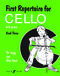 P. Legg: First Repertoire For Cello 3: Cello: Instrumental Album