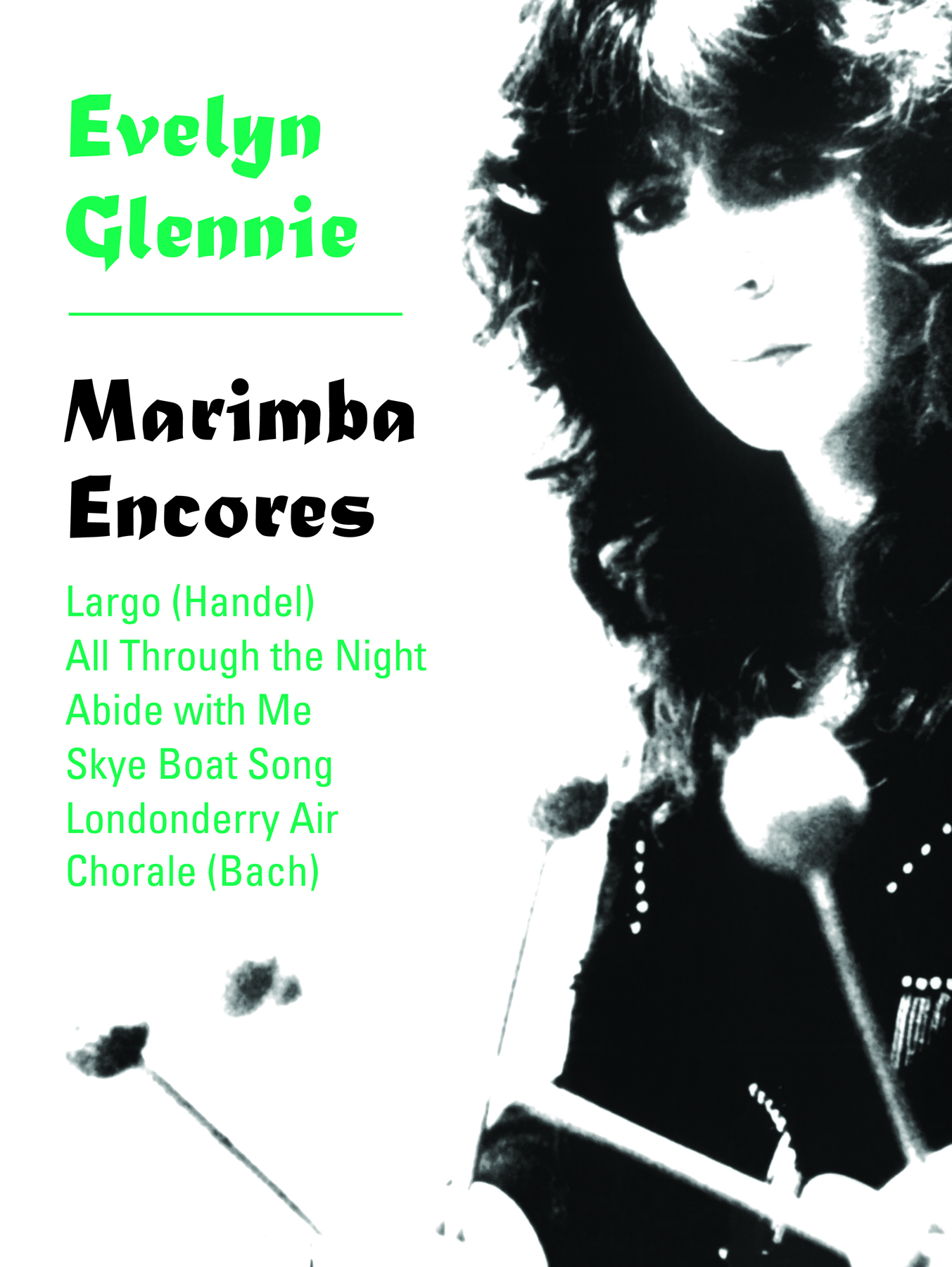 Evelyn Glennie: Marimba Encores: Marimba: Instrumental Album