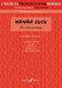 Hamba Lulu. opt percussion: SATB: Vocal Score