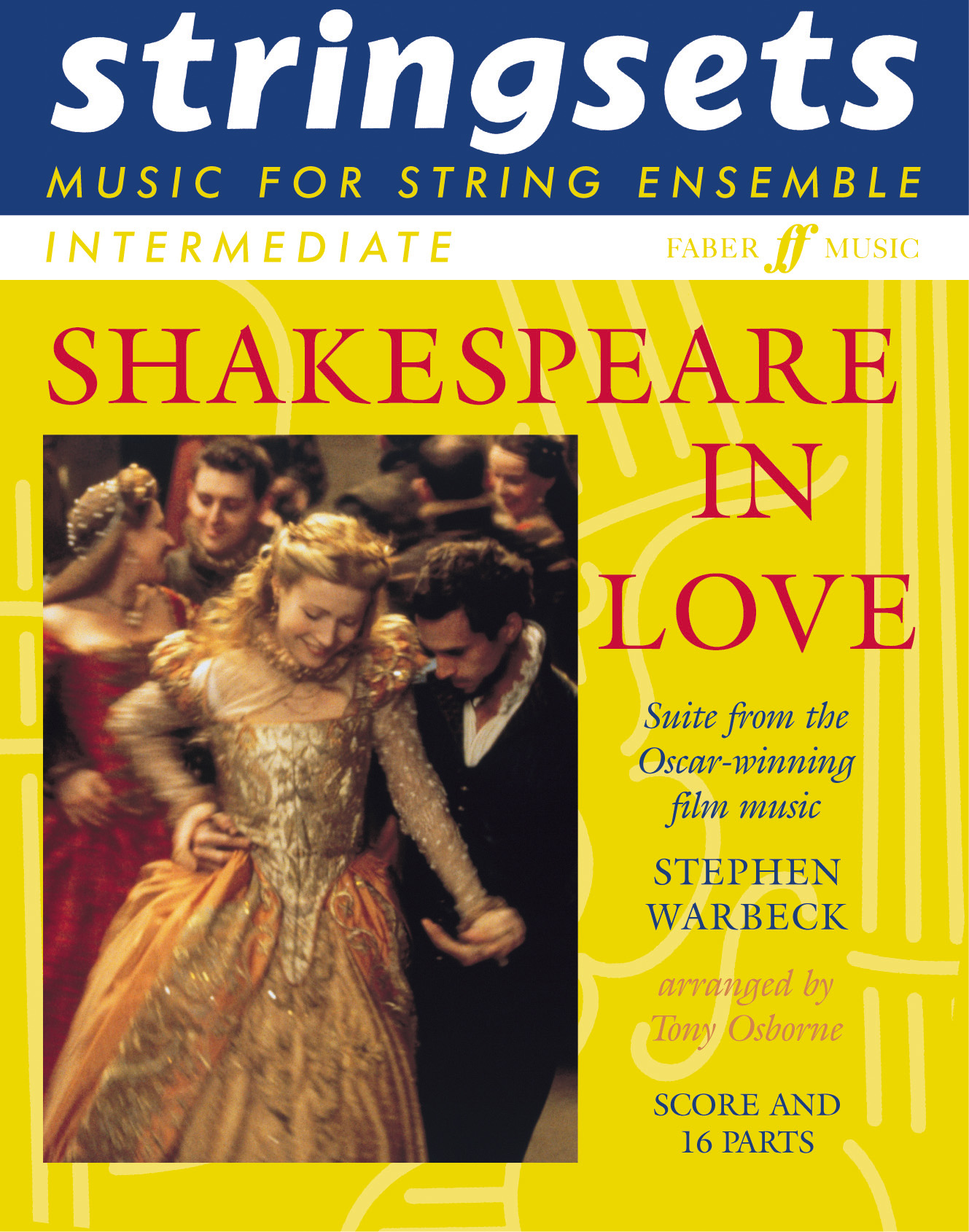 Music from the Film Shakespeare in Love: String Ensemble: Score and Parts
