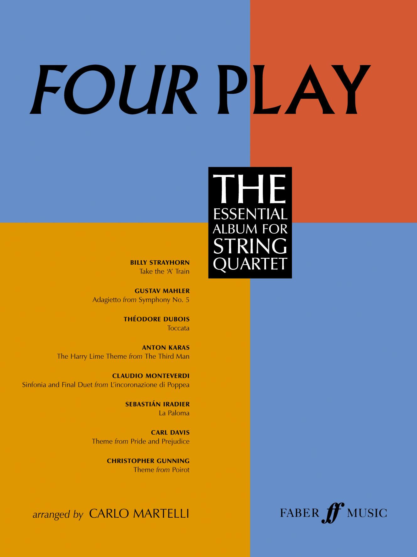 Four Play. String quartet: String Quartet: Parts