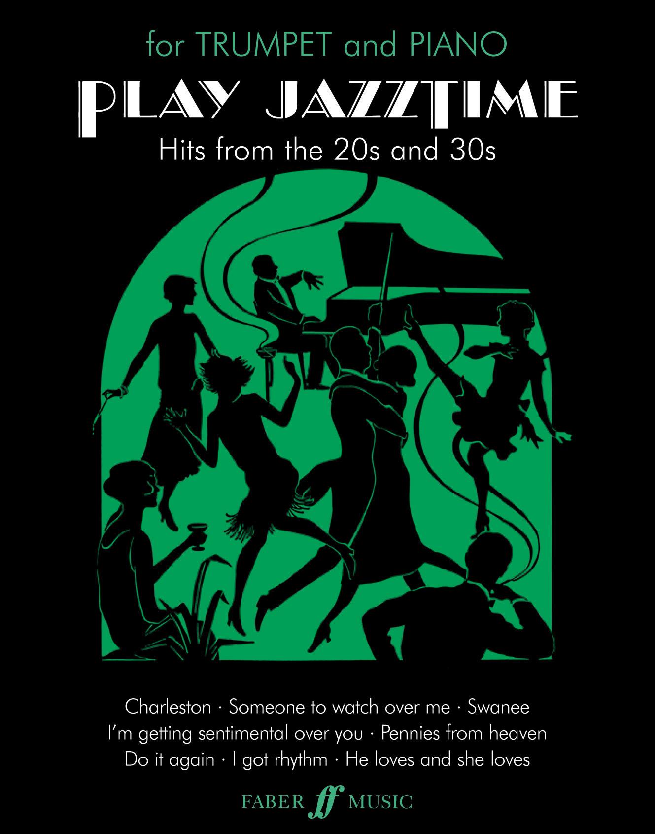 Play Jazztime: Trumpet: Instrumental Album