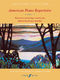 American Piano Repertoire 1: Piano: Instrumental Album