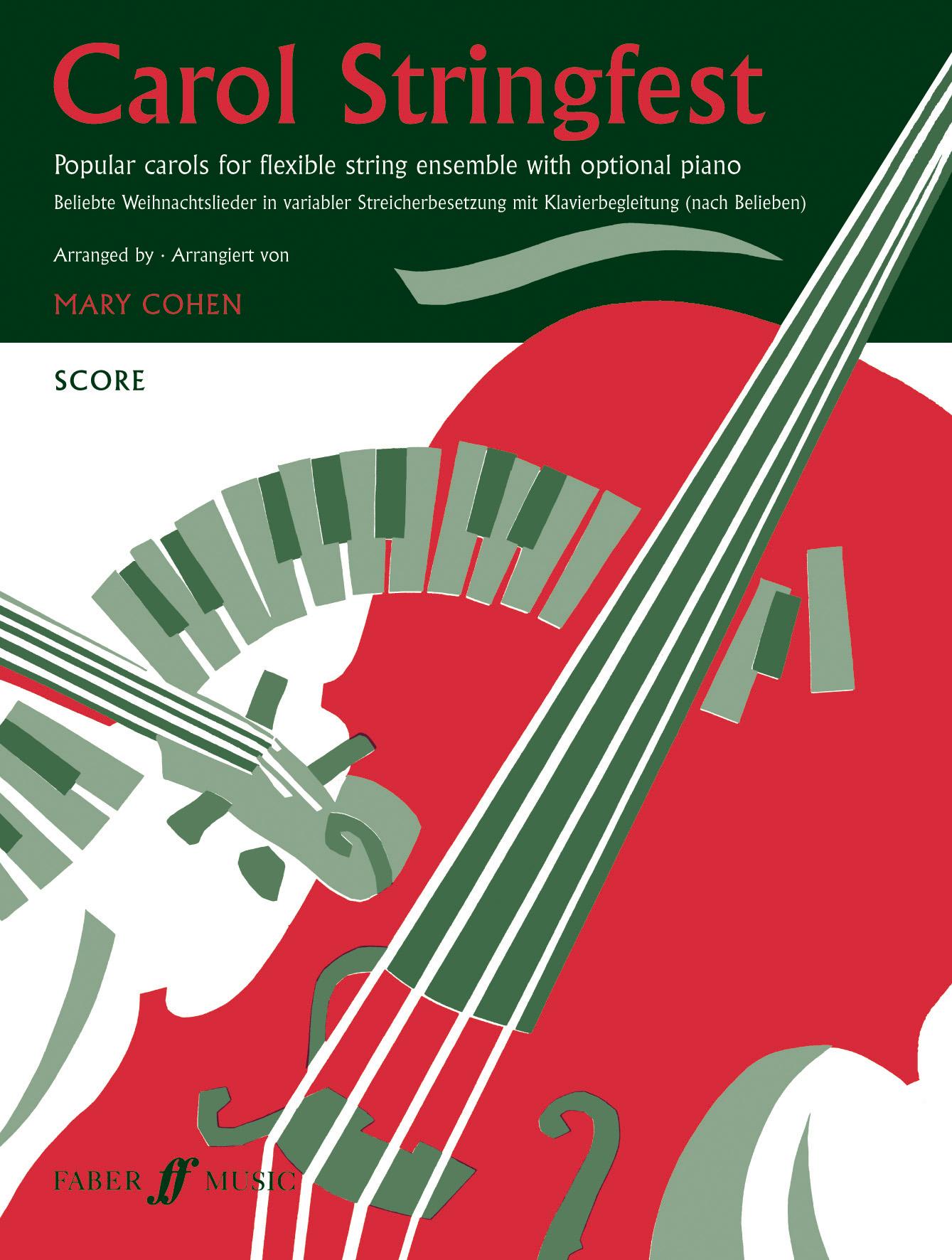 Mary Cohen: Carol Stringfest: String Ensemble