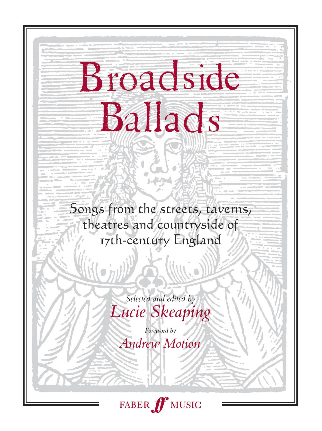 Broadside Ballads: Vocal: Vocal Album