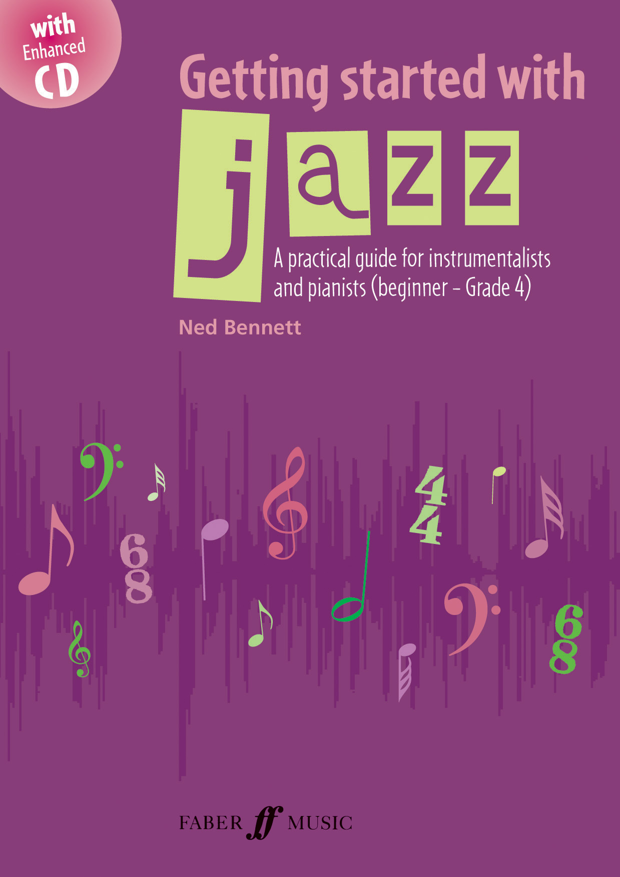 Ned Bennet: Getting started with jazz: Instrumental Tutor