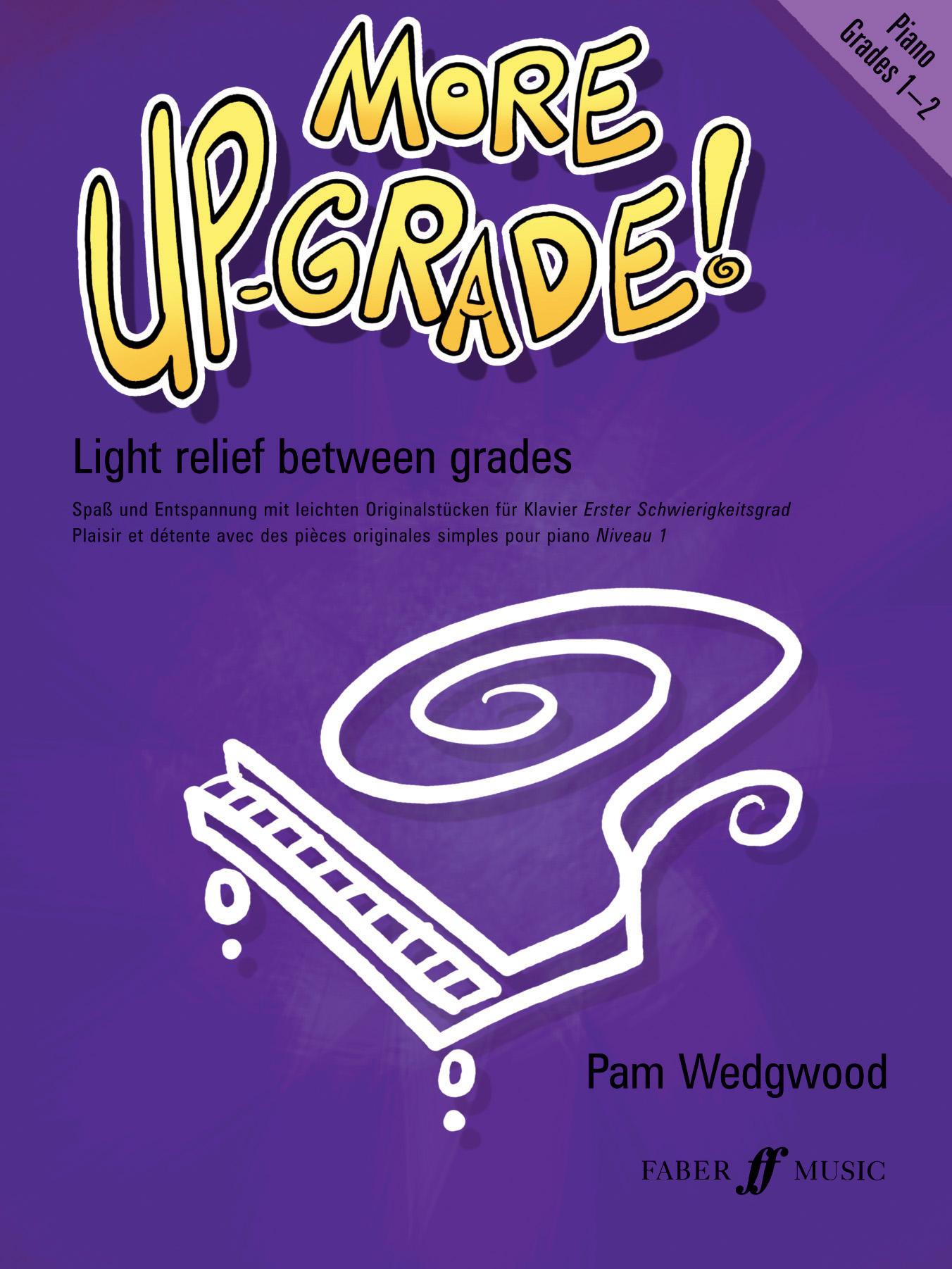 Pam Wedgwood: More Up-Grade Grade 1-2: Piano: Instrumental Album