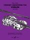 Concert Repertoire for violin: Violin: Instrumental Album