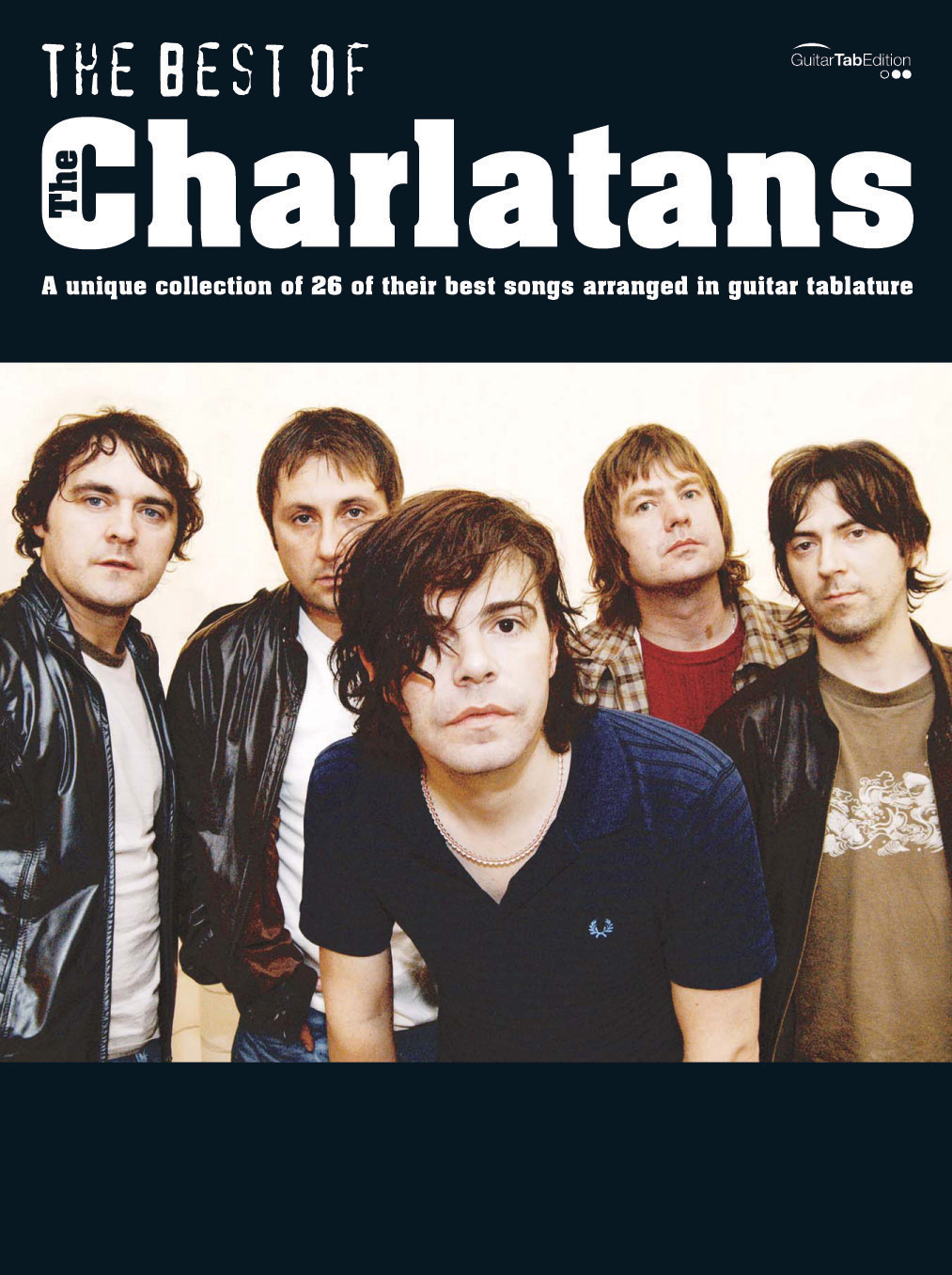 The Charlatans: The Best of Charlatans: Guitar TAB: Artist Songbook
