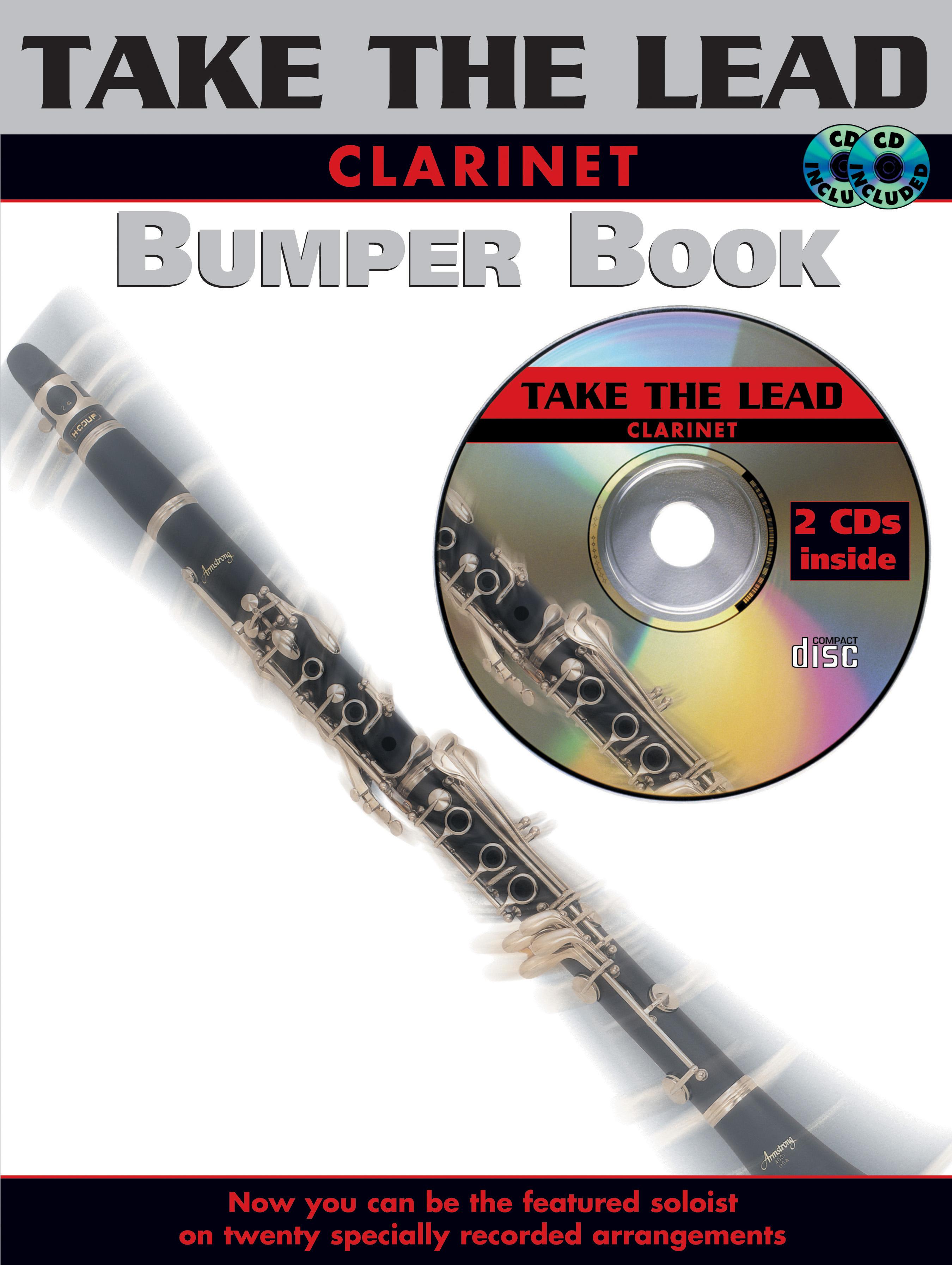 Take The Lead - Bumper Book: Clarinet: Instrumental Album