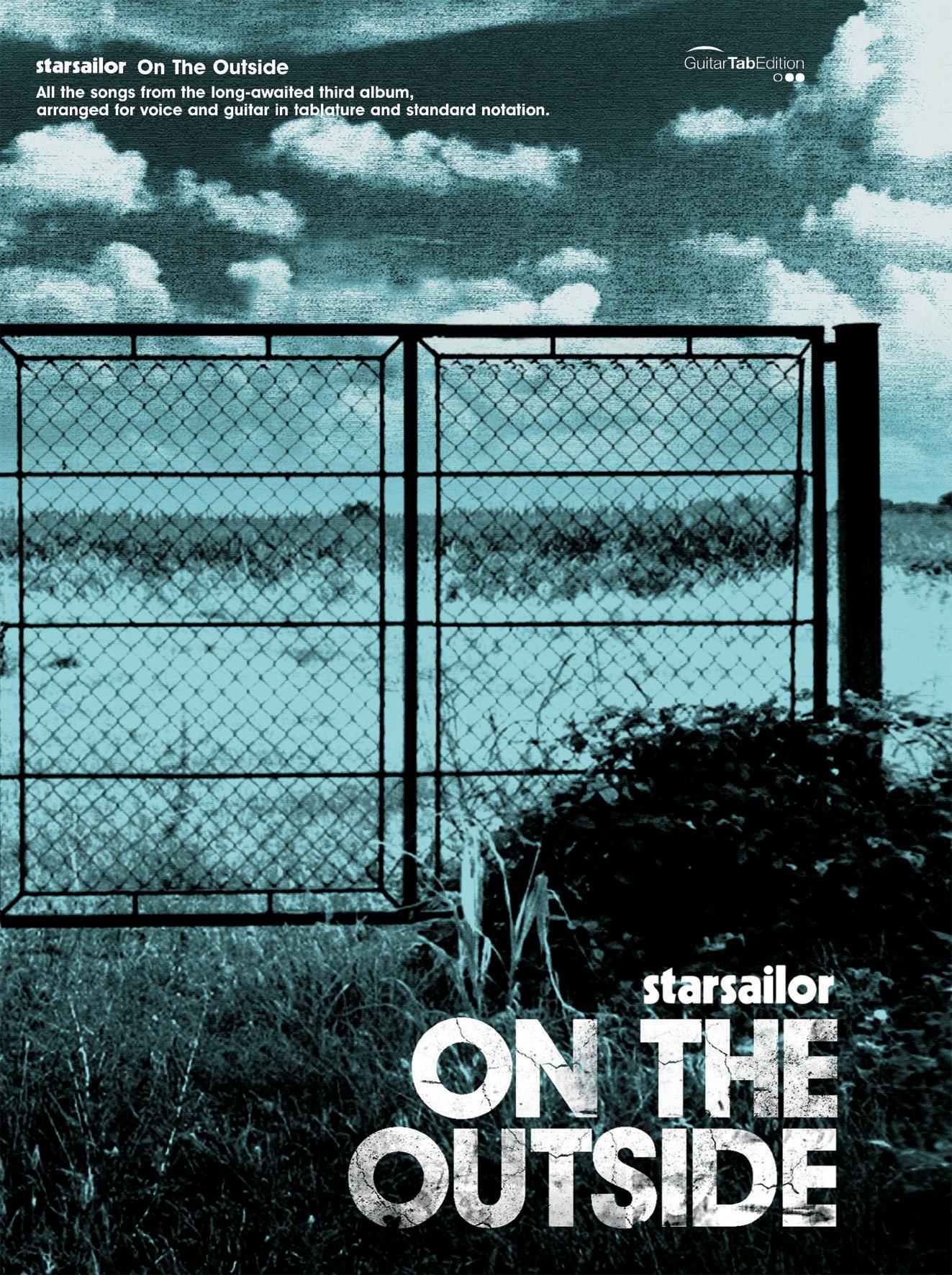 Starsailor: On the Outside: Guitar TAB: Album Songbook