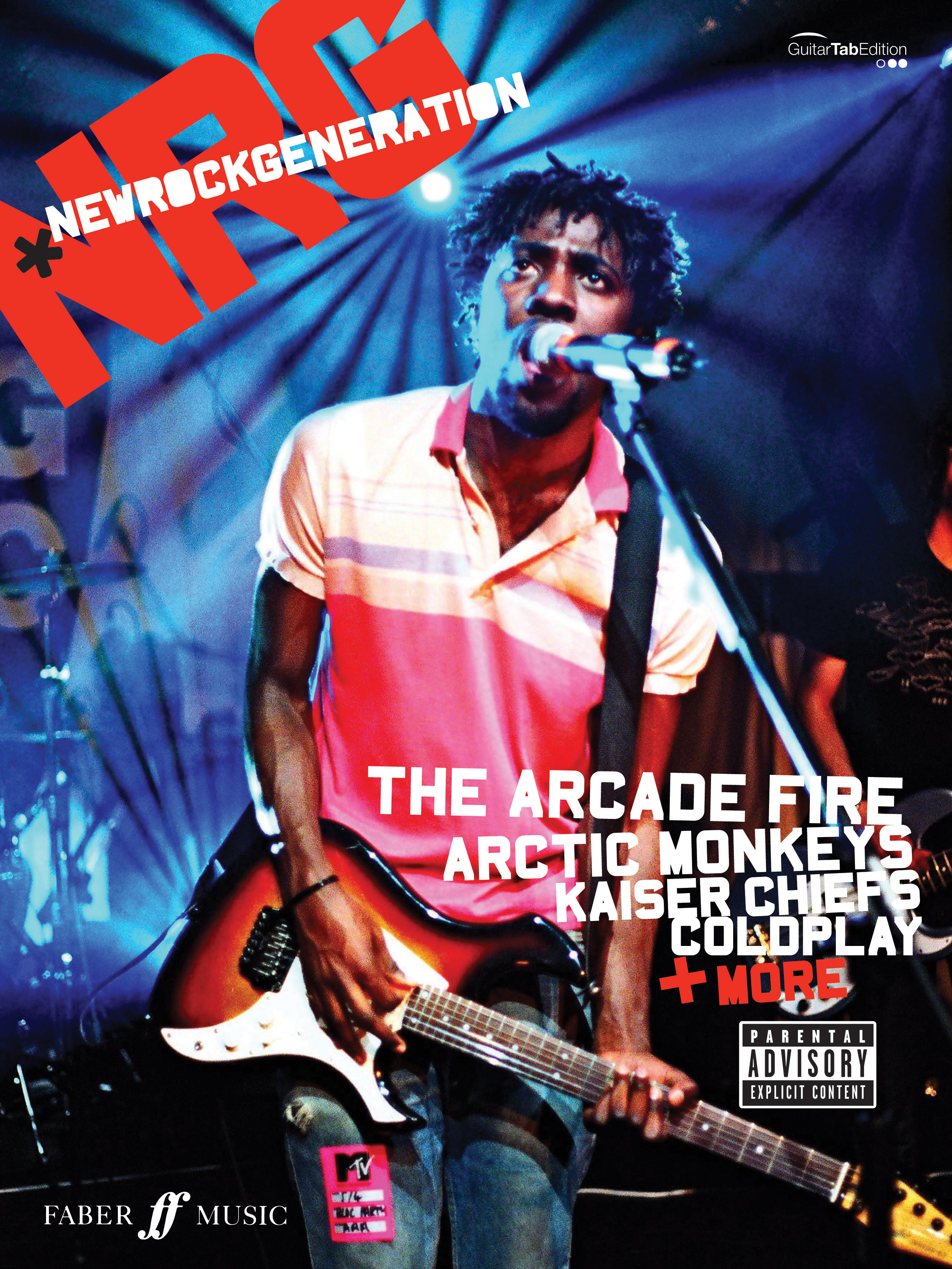 Nrg (New Rock Generation) Songs: Guitar TAB: Mixed Songbook