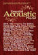 Various: Essential Acoustic Playlist: Piano  Vocal  Guitar: Mixed Songbook