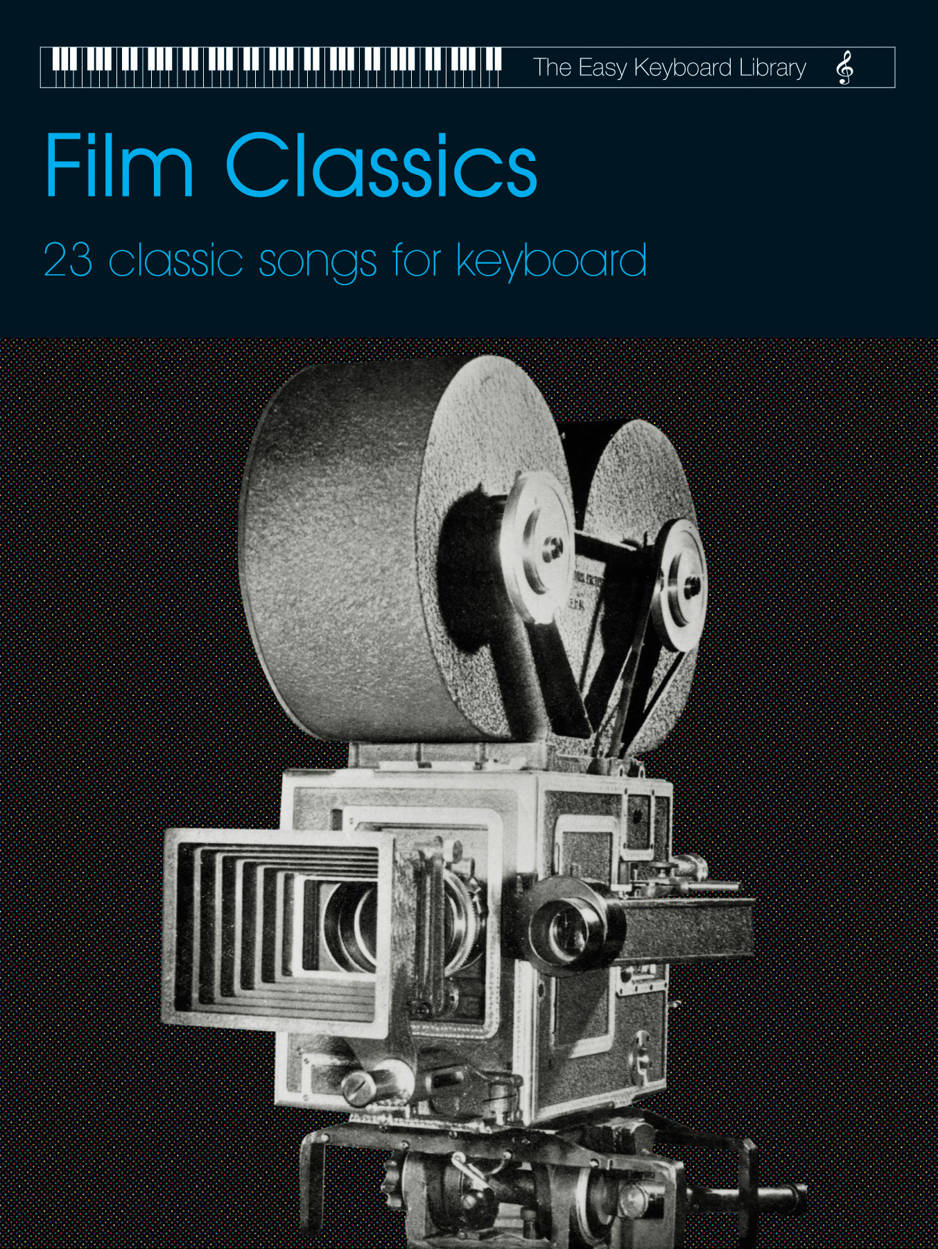 Various: Easy Keyboard Library: Film Classics: Electric Keyboard: Mixed Songbook