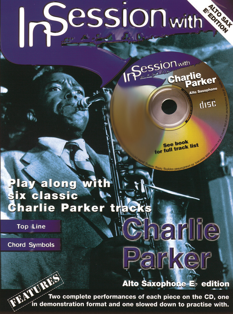 C. Parker: In Session With Charley Parker: E-Flat Instrument: Instrumental Album