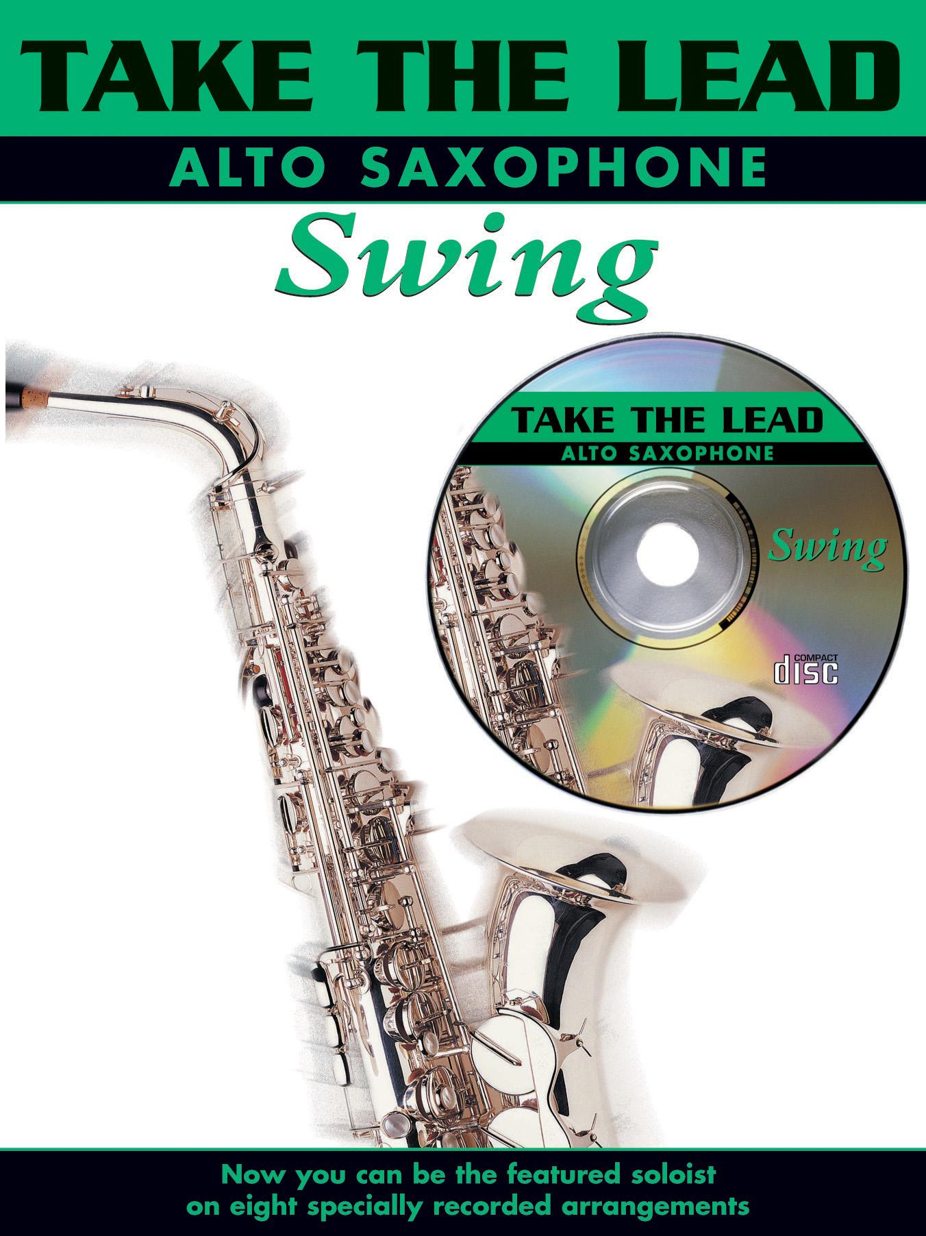 Various: Take The Lead - Swing: Alto Saxophone: Instrumental Album