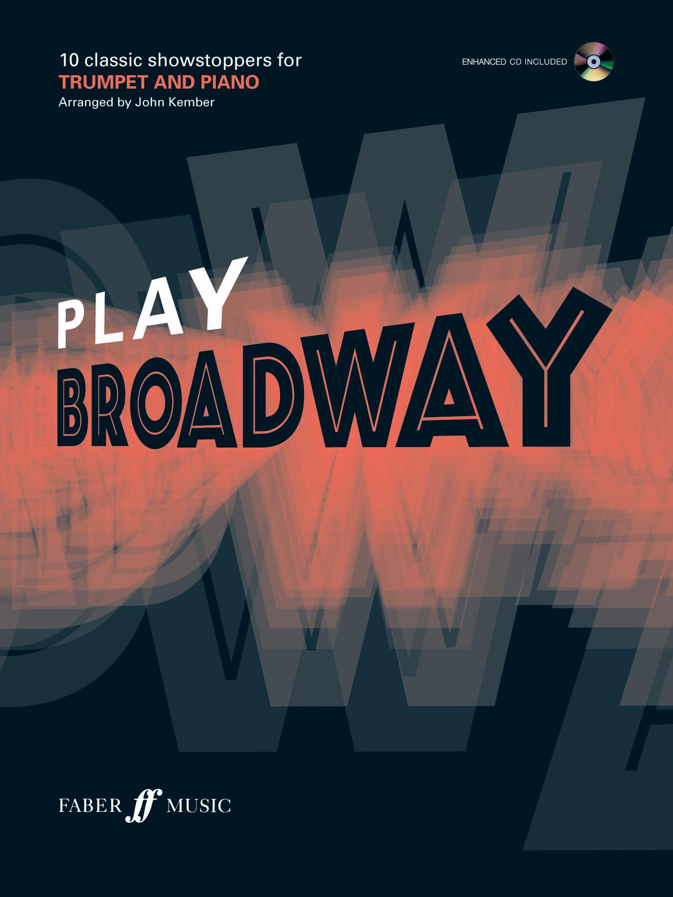 John Kember: Play Broadway: Trumpet: Instrumental Album