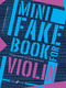 Adams-Cohen: Mini Fake Book: Violin: Instrumental Album