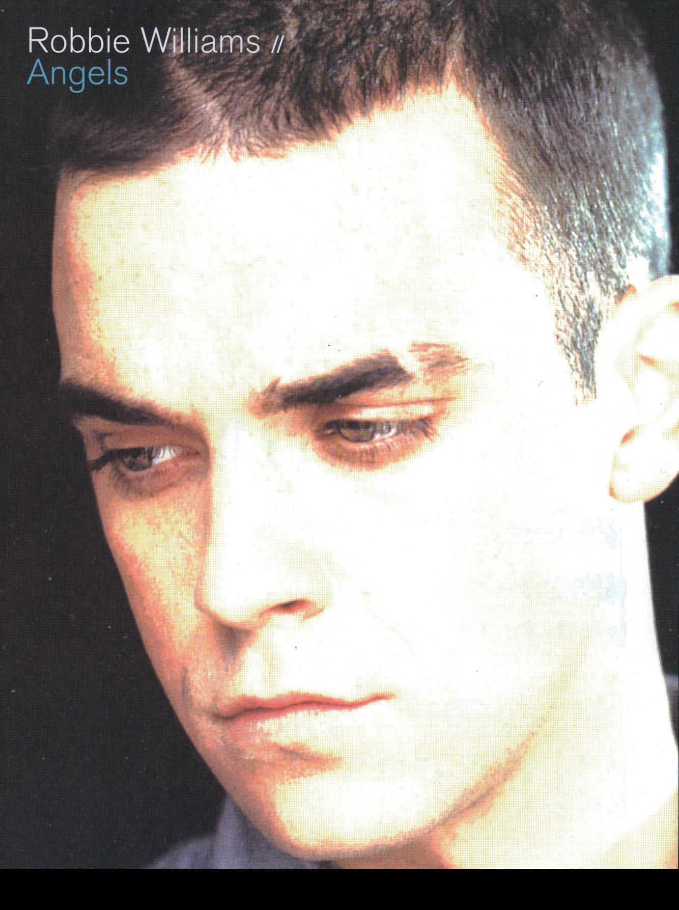 Robbie Williams: Angels: Piano  Vocal  Guitar: Single Sheet