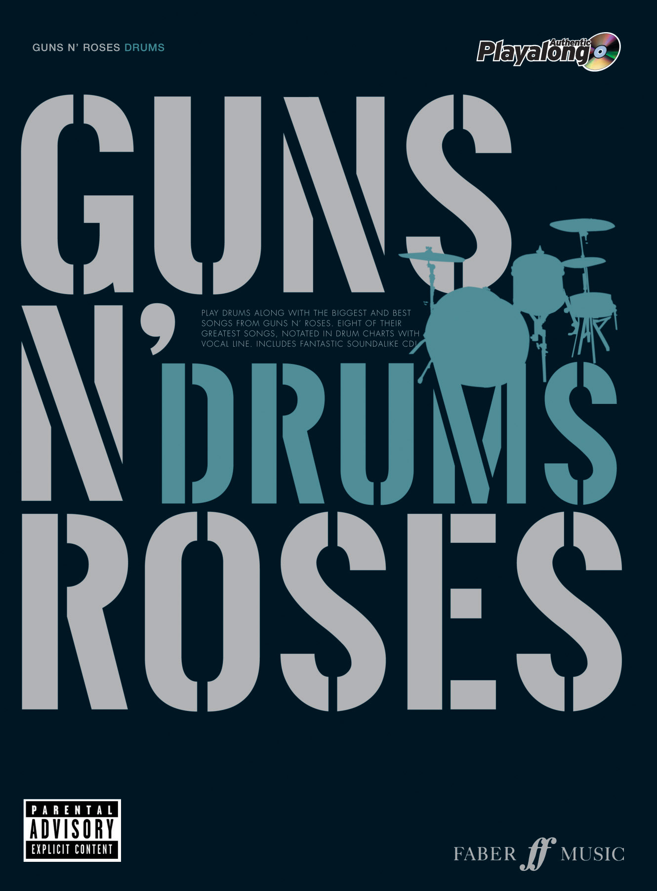 Guns N' Roses: Guns n' Roses - Drums: Drum Kit: Instrumental Album