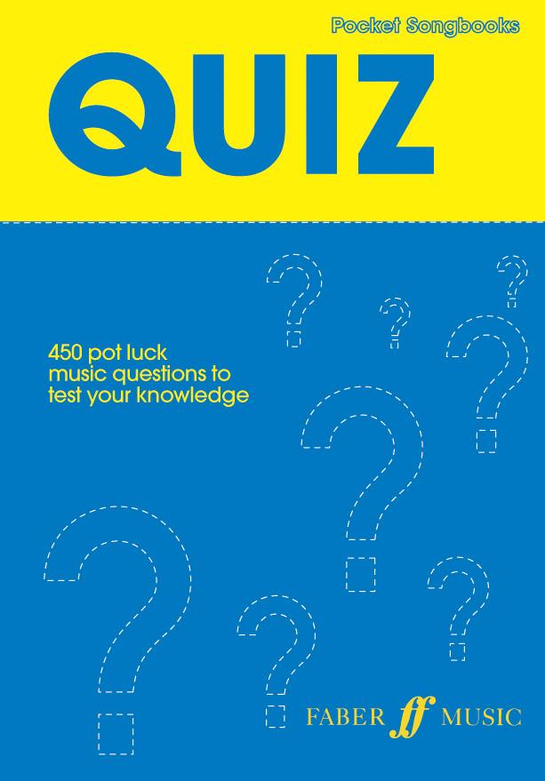 Pocket Songs: Quiz: Piano  Vocal  Guitar: Game