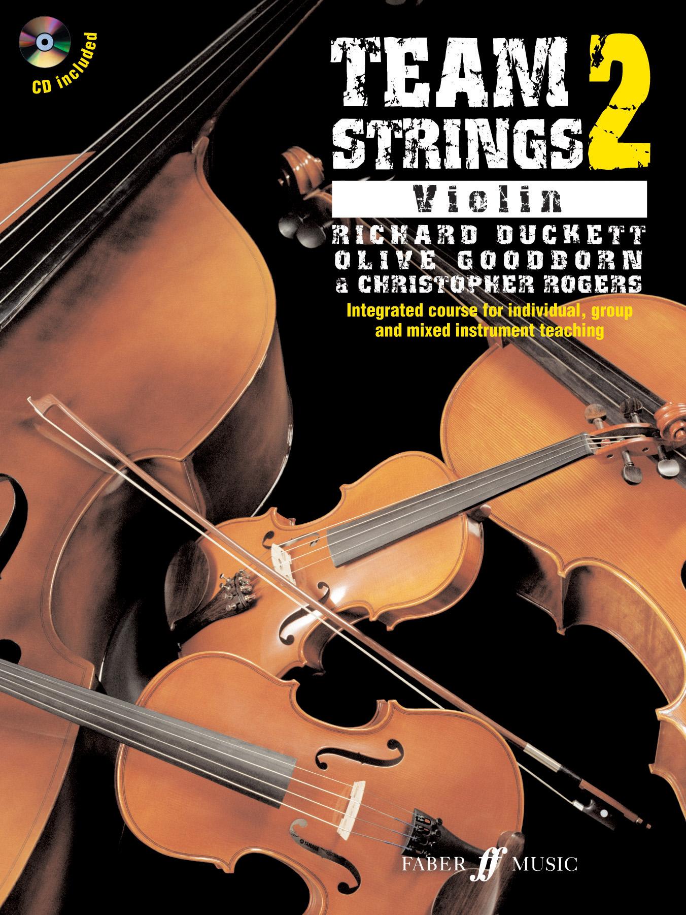 Duckett Bull: Team Strings 2. Violin: Violin: Instrumental Tutor
