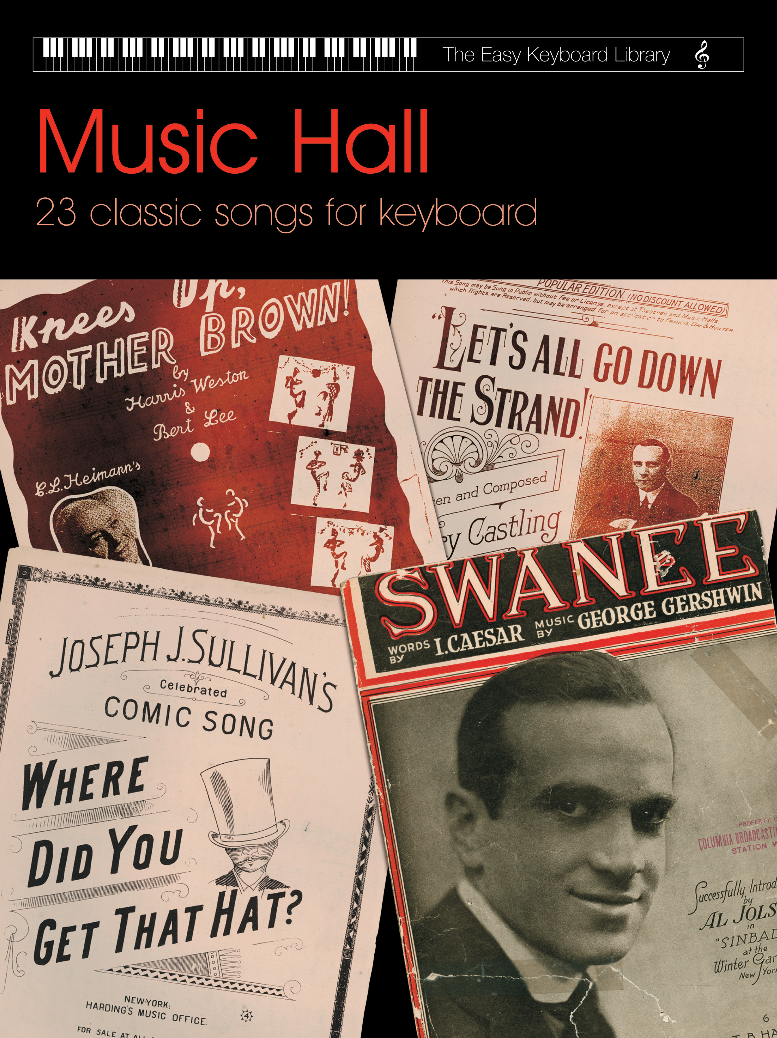 Various: Easy Keyboard Library: Music Hall: Electric Keyboard: Mixed Songbook