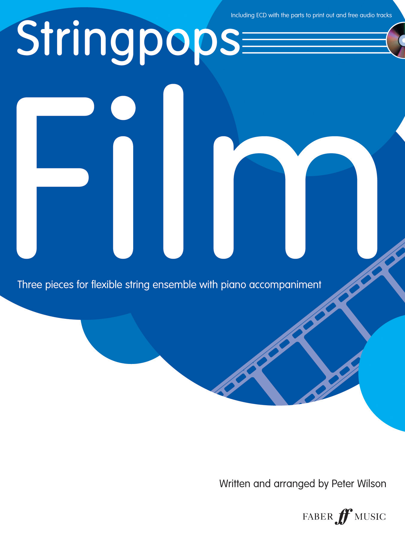 P. Wilson: Stringpops Film Stringensemble: String Orchestra: Score and Parts