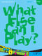 Various: What else can I play - Clarinet Grade 1: Clarinet: Instrumental Album
