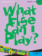 Various: What else can I play - Clarinet Grade 3: Clarinet: Instrumental Album