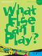 Various: What else can I play - Clarinet Grade 4: Clarinet: Instrumental Album