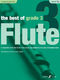 Sally Adams: The Best of Flute - Grade 3: Flute: Instrumental Album