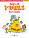 Mary Cohen: Bags of Tunes for violin: Violin: Instrumental Album