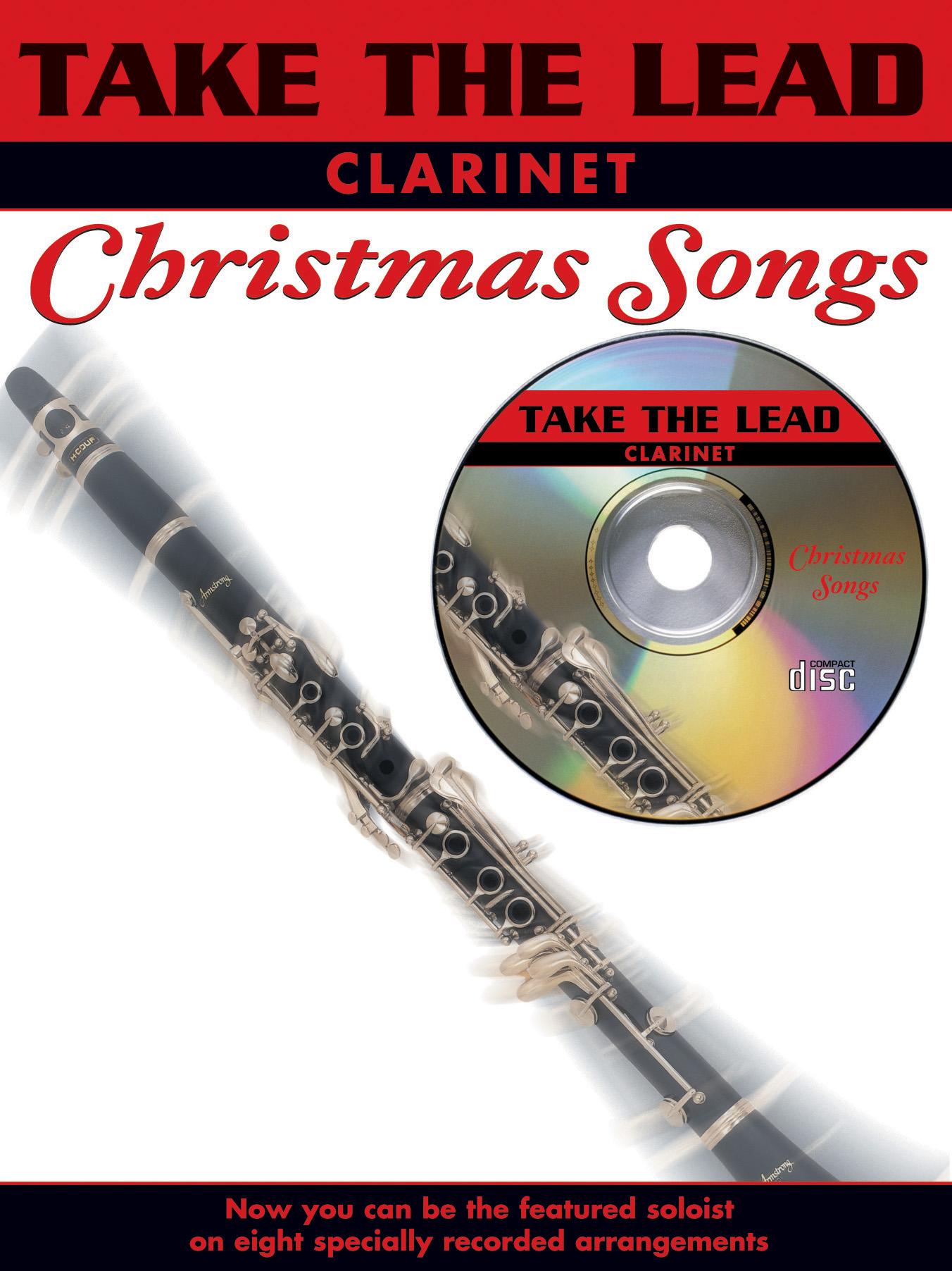 Take The Lead Christmas Songs: Clarinet: Instrumental Album