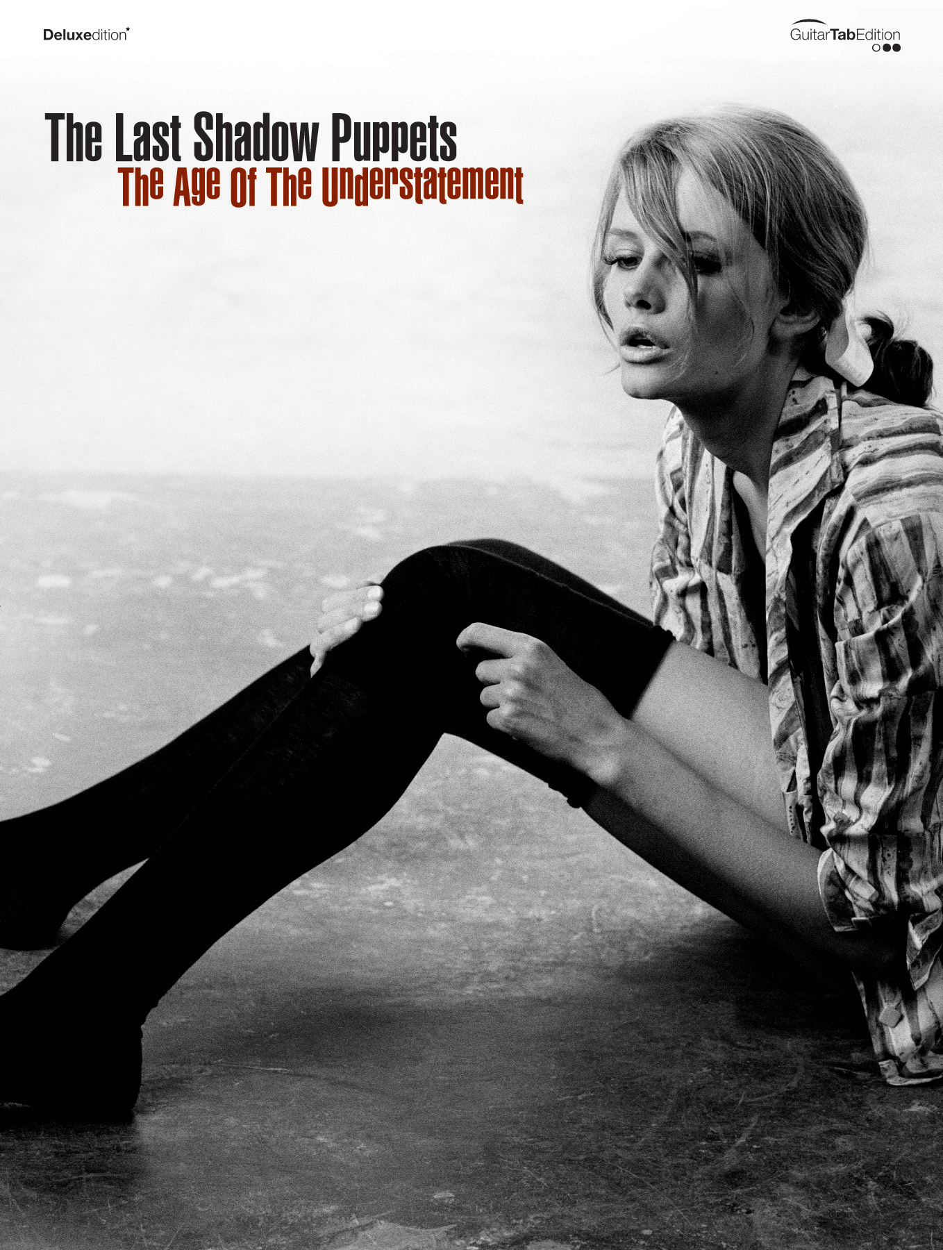 The Last Shadow Puppets: The Age of the Understatement: Guitar TAB: Album