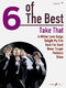 Take That: Six Of The Best: Piano  Vocal  Guitar: Artist Songbook