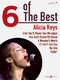 A. Keys: Six Of The Best: Piano  Vocal  Guitar: Artist Songbook
