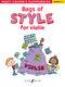 M. Cohen: Bags Of Style (Grade 2-3): Violin: Instrumental Album