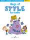 M. Cohen: Bags Of Style (Grade 2-3): Cello: Instrumental Album