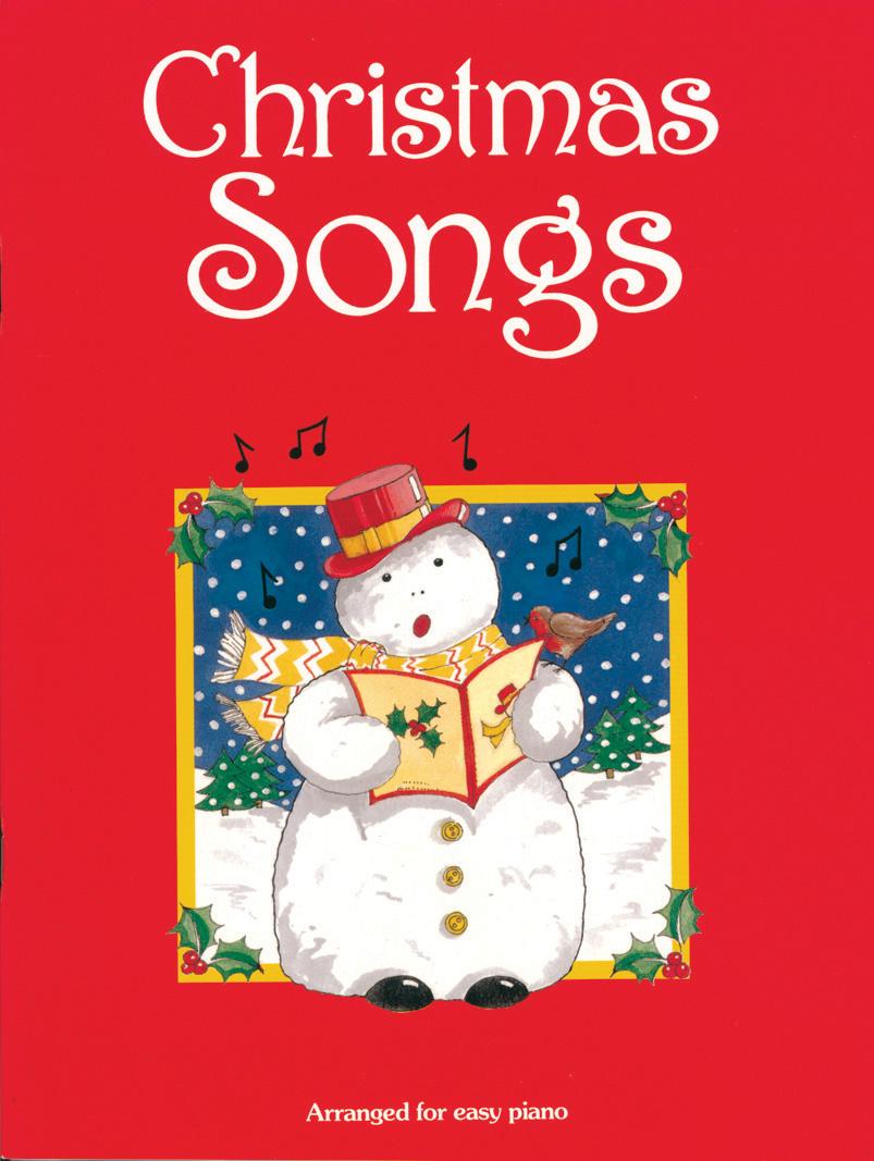Various: Christmas Songs: Piano: Mixed Songbook