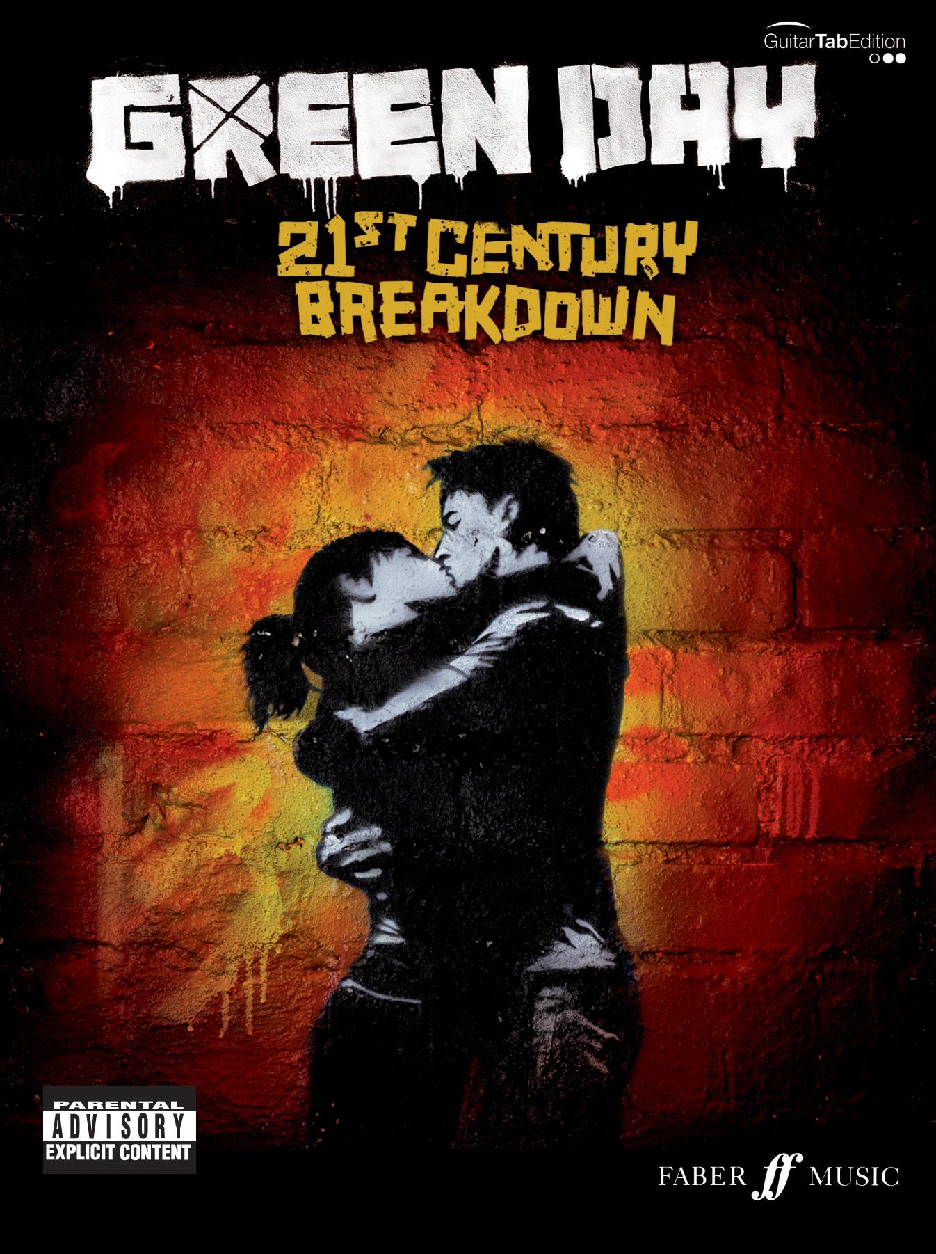 Green Day: 21st Century Breakdown: Guitar TAB: Artist Songbook
